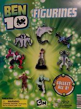Ben 10 Set Of 8 Figurines Series#1