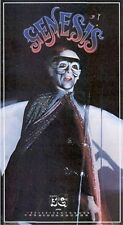 "GENESIS,from the 1975 ORIGINAL 1st ever Rock n Roll Calendar 12""x 22"" POSTER"