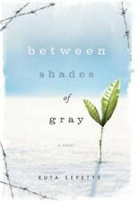 Between Shades of Gray by Ruta Sepetys c2011, VGC Hardcover