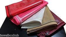 PACK 36 PCS PINK SAREE SHIRT BEDSHEET GARMENTS COVERS ORGANIZERS STORAGE BAGS