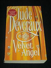 wm* JUDE DEVERAUX ~ VELVET ANGEL
