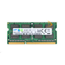 8GB Samsung 2RX8 DDR3 1600MHz PC3-12800S 204PIN 1.5V SODIMM Laptop RAM Memory G8