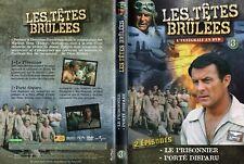 LES TETES BRULEES - Intégrale kiosque - dvd 3  - 2 Episodes