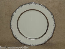 Mikasa China Sterling Lace Dinner Plate - New with Tag