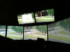 Accessory Display MOUNT BAR 4 Large Trak Racer Monitor Stand Sim Racing Fanatec