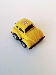 Bumblebee Beetle Bug Transformers G1 Autobot Minibot Takara Vintage 1984 Yellow