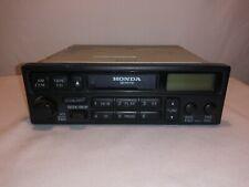Honda Stock Car Radio Cassette Player '99-'01 OEM