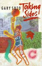 Taking Sides by Gary Soto (1992, Paperback)