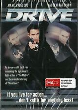 DRIVE - MARK DACASCOS - NEW & SEALED DVD