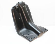 Protector de pierna Revestimiento interior negro USADO PARA PIAGGIO TPH 50ccm