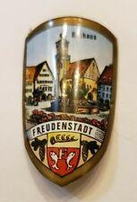Freudenstadt, Germany Walking Stick Stocknagel, Hiking Medallion, New GP13-4