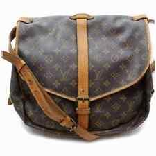 Louis Vuitton Shoulder Bag Saumur 35 M42254 Browns Monogram 838229