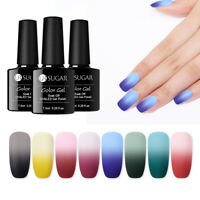 UR SUGAR 7.5ml Matte One-Step Vernis Gel UV Soak Off Nail Art Manucure UV / LED