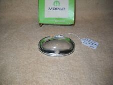 NOS Mopar 1953 Dodge Plymouth DeSoto 1954 Meadowbrook License Lamp Lens Mint!
