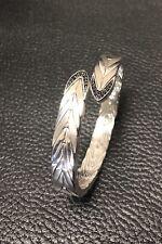 John Hardy Modern Chain Silver Flex Cuff Bracelet
