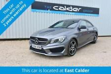 CLA Cruise Control Cars 4 Doors