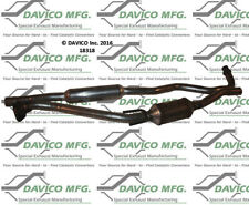 Catalytic Converter-Direct Fit CARB Davico 175040