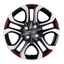 Genuine Mazda 2 Design 154 Alloy Wheel - DA6CV3030