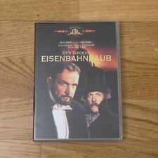 Der grosse Eisenbahnraub - DVD - Sean Connery - MGM - OOP!