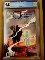 OGRE #1 CGC 9.8 SOURCE POINT PRESS 1st PRINT HOT BOOK SOLD OUT SHAWN DALEY COVER