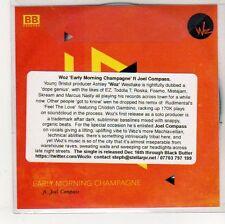 (EP1) Woz, Early Morning Champaigne ft. Joel Compass - DJ CD
