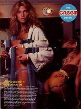 Van Halen David Lee Roth Poster Creem magazine 1986