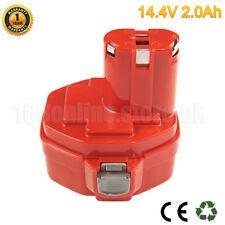 14.4V Drill Battery For Makita PA14 6228D 6233D 6336D 8280D 8433DWA 2.0Ah Ni-Cd
