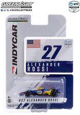 Alexander Rossi 2021 11507 Greenlight 1/64 #27 Napa Auto Parts Indy Car Free
