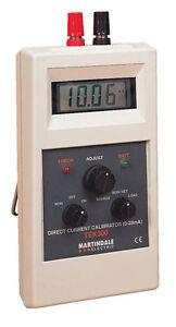 Martindale - TEK300 - 20mA Loop Calibrator - QTY 1 (Inc VAT)