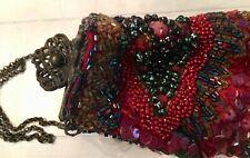 Vintage look Beaded Bag Selection Privee