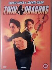 TWIN DRAGONS  DVD JACKIE CHAN