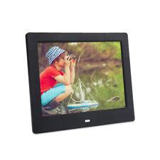 8 Zoll HD 1024X768 Digitaler Fotorahmen Elektronisches Album Video Musik Player