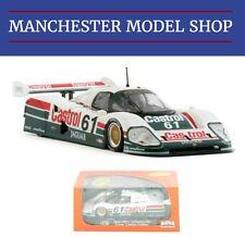 Slot. it CA13E 1:32 Jaguar XJR12 #61 Castrol Ganador Daytona 1990 Nueva En Caja