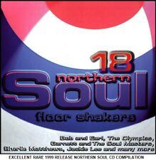 Northern Soul Best Greatest Hits CD - The Olympics Jackie Lee Sherlie Matthews