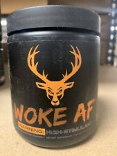 WOKE AF Pre-Workout 30 servings DAS Labs Pick Flavor Fast Free Shipping