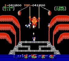 Donkey Kong 3 -Fun NES Nintendo Arcade Game
