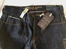 Authentic 32W 34L £ 74 American Eagle Jeans Abercrombie & Fitch