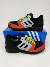 Adidas Irak ZX 8000 GTX Men's Trainers Sneakers Shoes UK 8 Black
