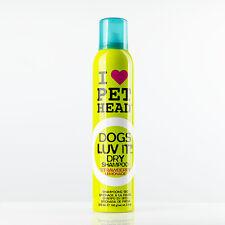 Pet Head Dogs Luv It!!  Dog Dry Shampoo Strawberry Lemonade 450ml/15.2fl.oz