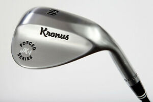 Kronus Golf Forged Wedges  Made In USA By The Iron Factory 60*
