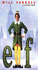 Elf (VHS, 2004) Will Ferrell James Caan