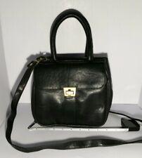 Vintage CrossBody  Messenger/ Traveler Bag. Classic style. Multi compartment.