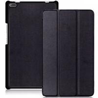 Custodia Smart Cover pr Lenovo TAB4 Tab 4 8 TB-8504X 8504F 8504N case stand nera
