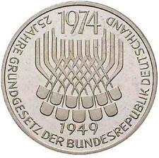 5 DM 25 Jahre Grundgesetz