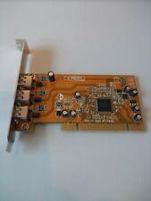 Anubis 3X Firewire PCI