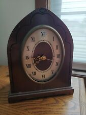 Revere Clock Model R-953 Westminster Chimes glass missing