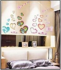 Window Art Wall Paper Decal Sticker The Hearts Collect