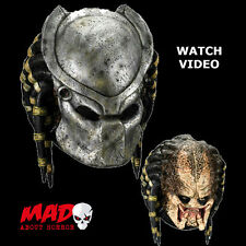 Official Deluxe PREDATOR Latex Collectors Mask-HALLOWEEN Horror Film Movie SCARY