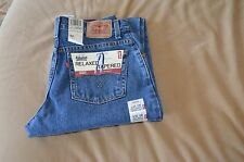 Classic LEVI'S Women's 550 Relaxed Fit Tapered Leg Sz 10 Medium MISSES NWT