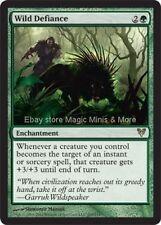 Avacyn Restored ~ WILD DEFIANCE rare Magic the Gathering card
